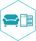 Furniture and White Goods icon
